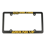 Ground Up SS396.com License Plate Frame