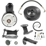 1969 Chevelle Power Steering Conversion Kit (Big Block, Long Water Pump, w/ A/C)