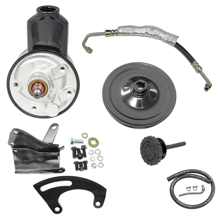 1970-1972 Camaro Big Block Power Steering Conversion Kit