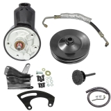 1970-1972 Camaro Big Block with Air Conditioning Power Steering Conversion Kit