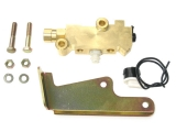 1962-1966 Nova Dual Master Cylinder Conversion Brass Distribution Block Only