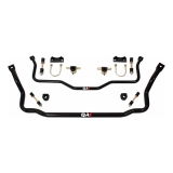 1982-1992 Camaro QA1 Front & Rear Sway Bar Kit: 52812