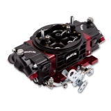 1967-2019 Camaro Brawler Race Carburetor, 750 CFM, Mechanical Secondary, Black-Red