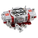 Quick Fuel Q Series Drag Carburetor, 750 CFM, Draw-Thru 2x4 Supercharger, Mechanical Secondaries
