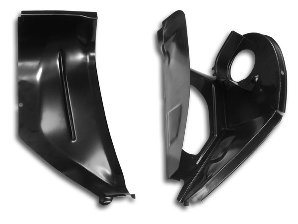 1967-1969 Camaro Cowl Panel Shoulder Assembly Right Side