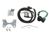 1967-1968 Camaro Reverse Lamp Switch Kit 4 Speed