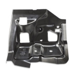 1968-1972 Chevelle Firewall Bracket LH Convertible