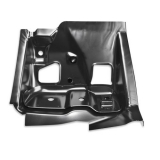 1968-1972 Chevelle Firewall Bracket RH Convertible