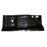 1968-1974 Nova Floor Pan Half Right Side With Tunnel