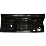 1968-1974 Chevrolet Floor Pan Half Left Side With Tunnel