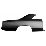 1966-1967 Chevelle Quarter Panel Full Coupe Right Hand