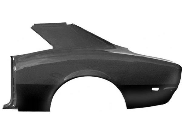 1968 Camaro Coupe Full Quarter Panel Left Side
