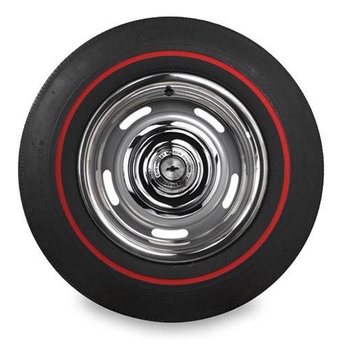 1964 1972 El Camino Firestone Red Line Tire G 70 X 14