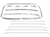 1968-1972 Chevrolet Roof Panel Inner Brace Kit
