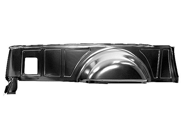 1968-1972 El Camino Inner Bed Panel Left Side