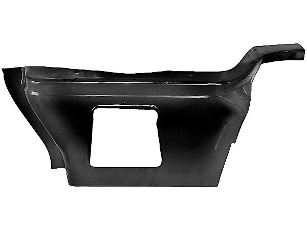 1968-1972 El Camino Inner Front Inner Quarter Panel Left Side