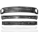 1970-1972 Chevrolet Roof Panel Braces