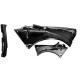 1967-1968 Camaro Convertible Quarter Panel Brace Right Side