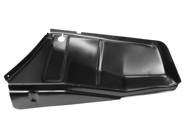 1967-1968 Camaro Quarter Panel Extension/Trunk Floor Drop Off Left Side