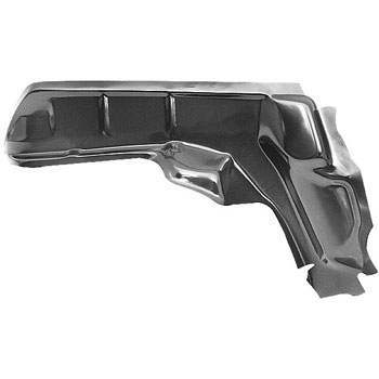 1970-1972 Chevelle Quarter Panel Extension Right Hand