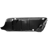 1968-1972 Chevrolet Inner Bed To Quarter Filler Panel Right Side