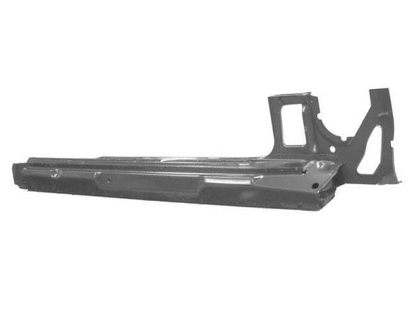 1967-1969 Camaro Convertible Assembled Rocker Panel Left Side