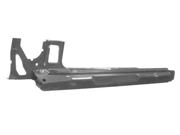1967-1969 Camaro Convertible Assembled Rocker Panel Right Side