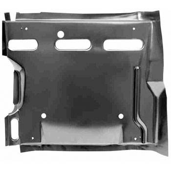 1967-1969 Camaro Coupe Seat Frame Support Left Side
