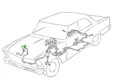 Ford Ranchero Wiring Diagrams in addition E46 Windshield Wiper Wiring Diagram also E15 Wiring Diagrams additionally 2005 Ford Taurus Exhaust Diagram also 4l60e Shift B Solenoid Location. on wiring diagram further 1966 ford mustang parts besides
