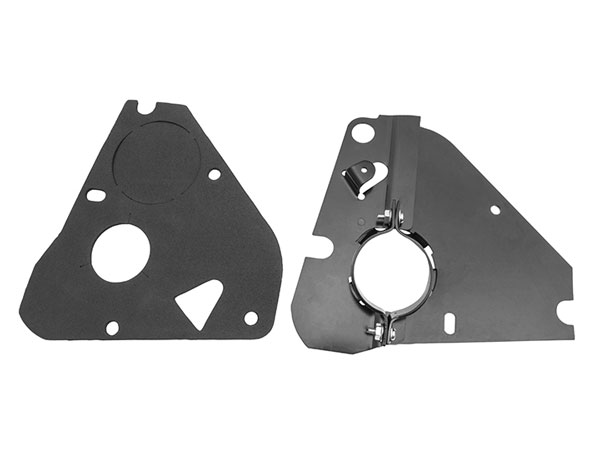 1968-1972 El Camino Steering Column Plate Set for Automatic Transmission