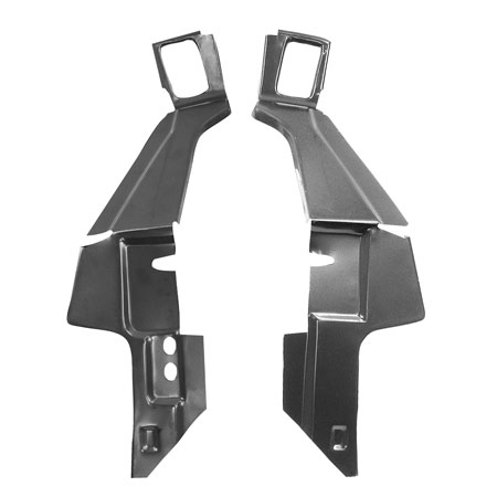 1967-1969 Camaro Package Shelf Extensions