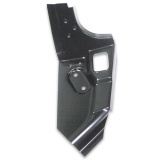 1970-1973 Camaro Package Tray Panel Extension Left Side