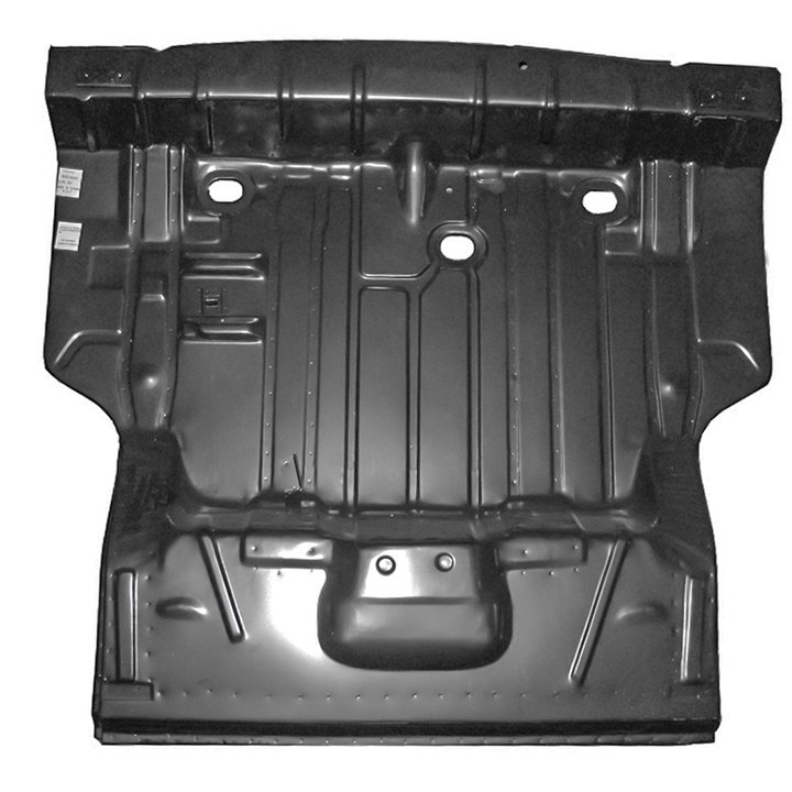 1969 Chevelle Full Trunk Floor Pan