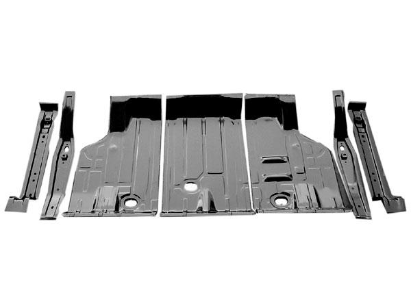 1968-1972 Chevelle Trunk Floor Kit