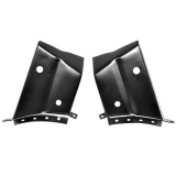 1968-1972 Chevrolet Trunk Hinge Extensions