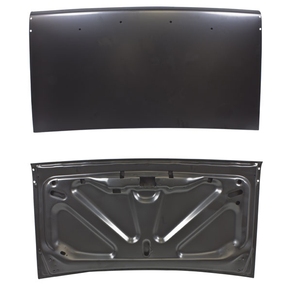 1970-1981 Camaro Trunk Lid With Spoiler Holes