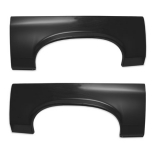 1968-1974 Chevrolet Rear Wheel Arch Patch Pair