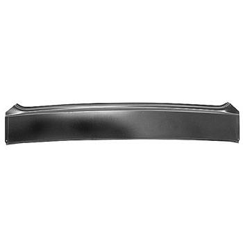 1970-1972 Chevelle Convertible Rear Window To Trunk Panel