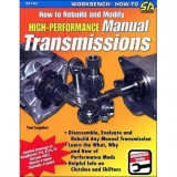 How to Build and Modify High Performance Manual Transmissions - Revised Edition