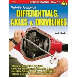 High Performance Differentials, Axles, and Drivelines