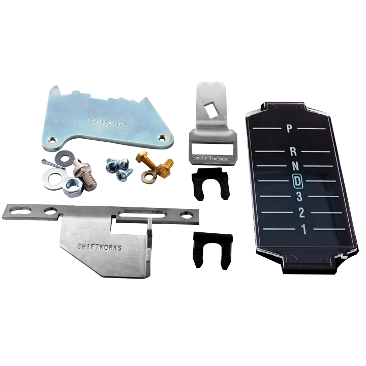 1968-1969 Camaro Overdrive Conversion Kit