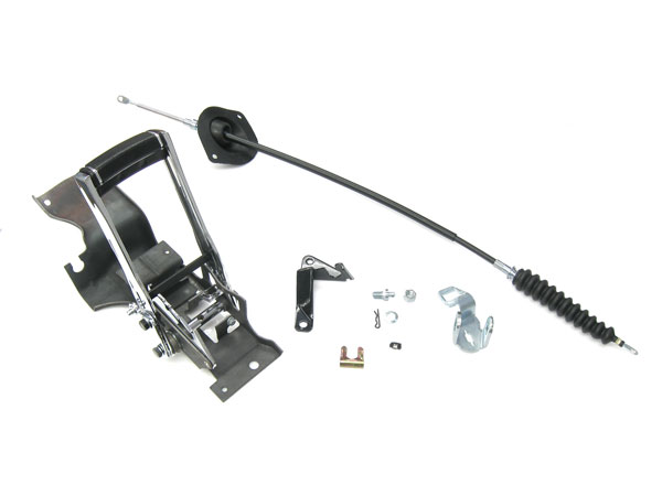 1968-1972 Chevrolet Console Shifter Kit For TH350