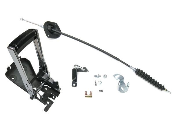 1968-1969 Camaro Console Shifter Kit For TH350