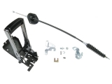 1970-1972 Camaro Console Shifter Kit For TH400
