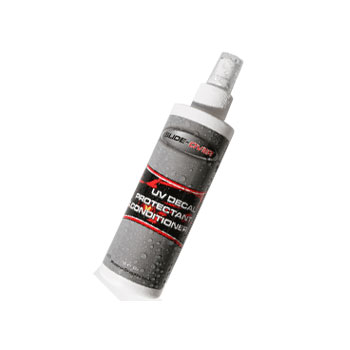 SLIDE-OVER UV Protectant 8 oz.