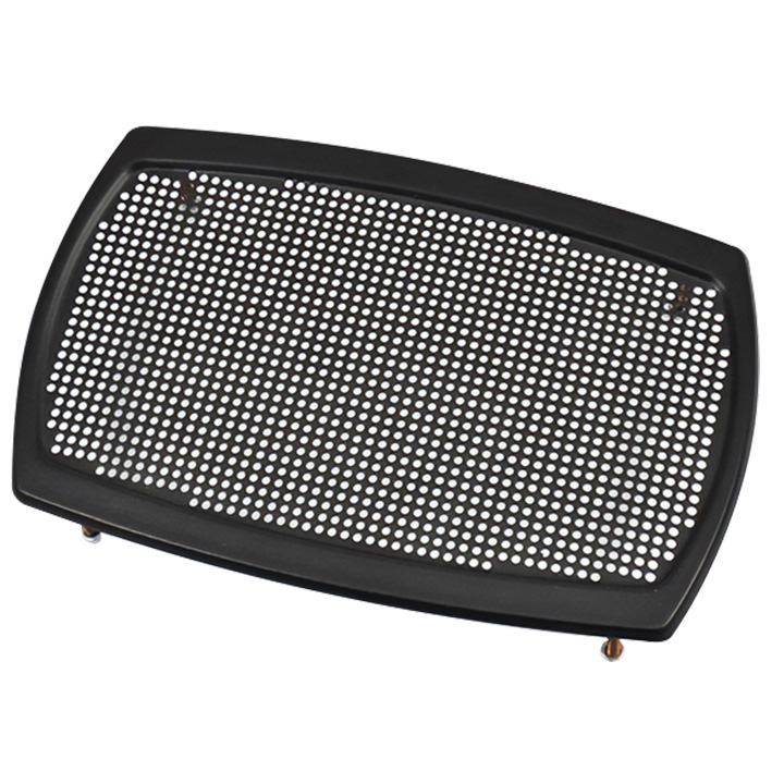 1970-1981 Camaro Rear Package Tray Speaker Grille Curved Sides