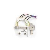 1973-1981 Camaro Neutral Safety Switch Relocation Kit, Console Shift, Overdrive Transmissions