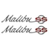1965 Chevelle Malibu SS Quarter Panel Emblems