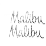 1968 Chevrolet Malibu Fender Emblems