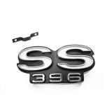 1969 El Camino SS396 Grille Emblem